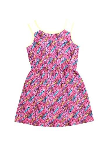 Monster High Elbise Renkli